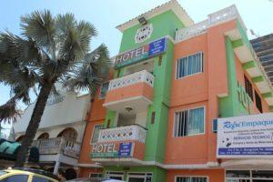 hoteles en cartagena de indias baratos