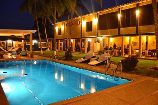 hoteles en morrocoy con playas