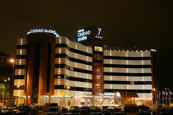 hotel silken ciudad gijon